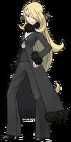 Cynthia (Pokémon Diamond and Pearl)