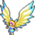 FE6 Fae Untransformed Battle Sprite