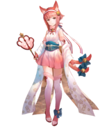 FEH Sakura (Trick or Defeat!)