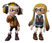 Splatoon - AutomnSchool-look