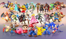 52 - Puzzle Swap - Super Smash Bros. for Nintendo 3DS Wii U