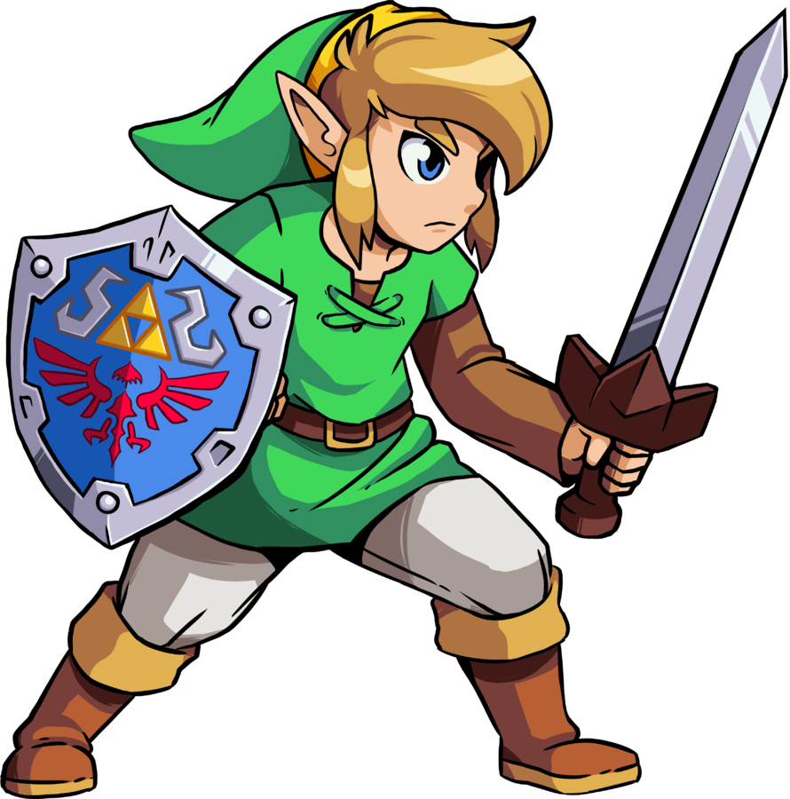 Link Nintendo Fandom Powered By Wikia