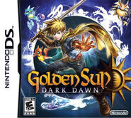 Golden Sun- Dark Dawn (NA)