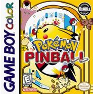Pokemon Pinball (NA)