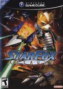 Star Fox Assault (NA)