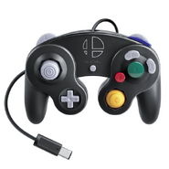 Super Smash Bros Edition GameCube controller