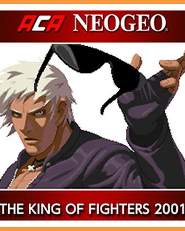 The King Of Fighters 2001 Nintendo Fandom