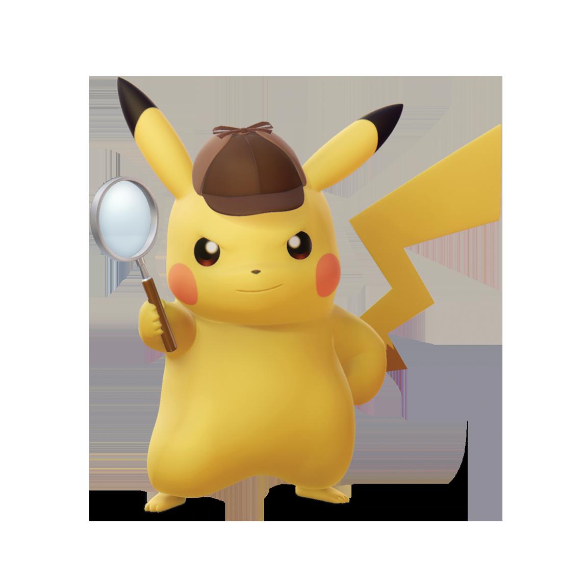 Detective Pikachu Character Nintendo Fandom