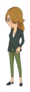 Layton's Mystery Journey Katrielle and the Millionaires' Conspiracy - Pipper Lowonida