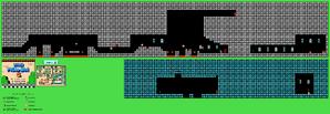 SMB3 World 1-Fortress