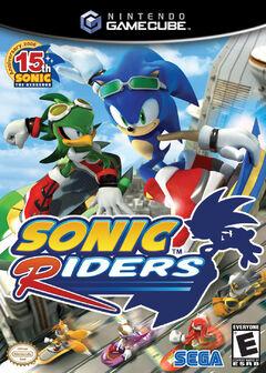 Sonic Riders (NA)