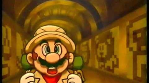 Game Boy - Mario's Picross (Werbung)