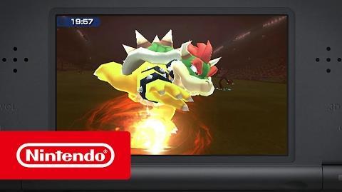 Mario Sports Superstars – Tráiler de tiro a puerta (Nintendo 3DS)