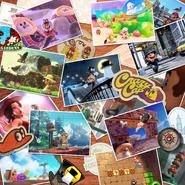 Super Mario Odyssey - Photo Collage