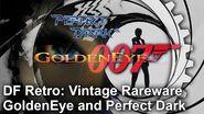 DF Retro Rare's N64 Classics - GoldenEye and Perfect Dark
