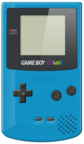 Game Boy Color consola