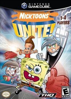 Nicktoons Unite (GC) (NA)