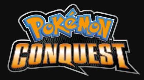 Pokemon Conquest - Grass Battle