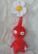 Red Pikmin plush