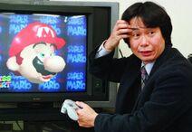 Shigeru Miyamoto SM64