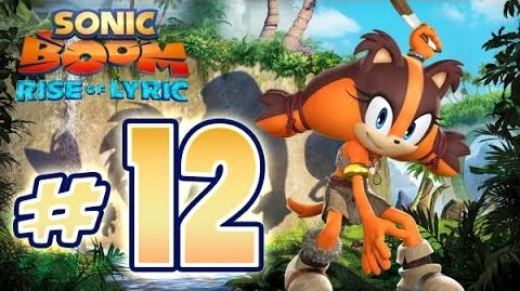 Sonic Boom Rise of Lyric (WiiU) Gameplay No Commentary Walkthrough Part 12