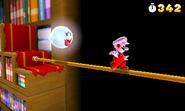 Super mario 3d vs Boo