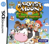 Harvest Moon DS: Island of Happiness