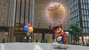 Super Mario Odyssey - Luigi's Balloon World - Screenshot 01