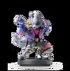 Amiibo - SSB - Wolf