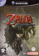Legend of Zelda Twilight Princess (GC) (EU)