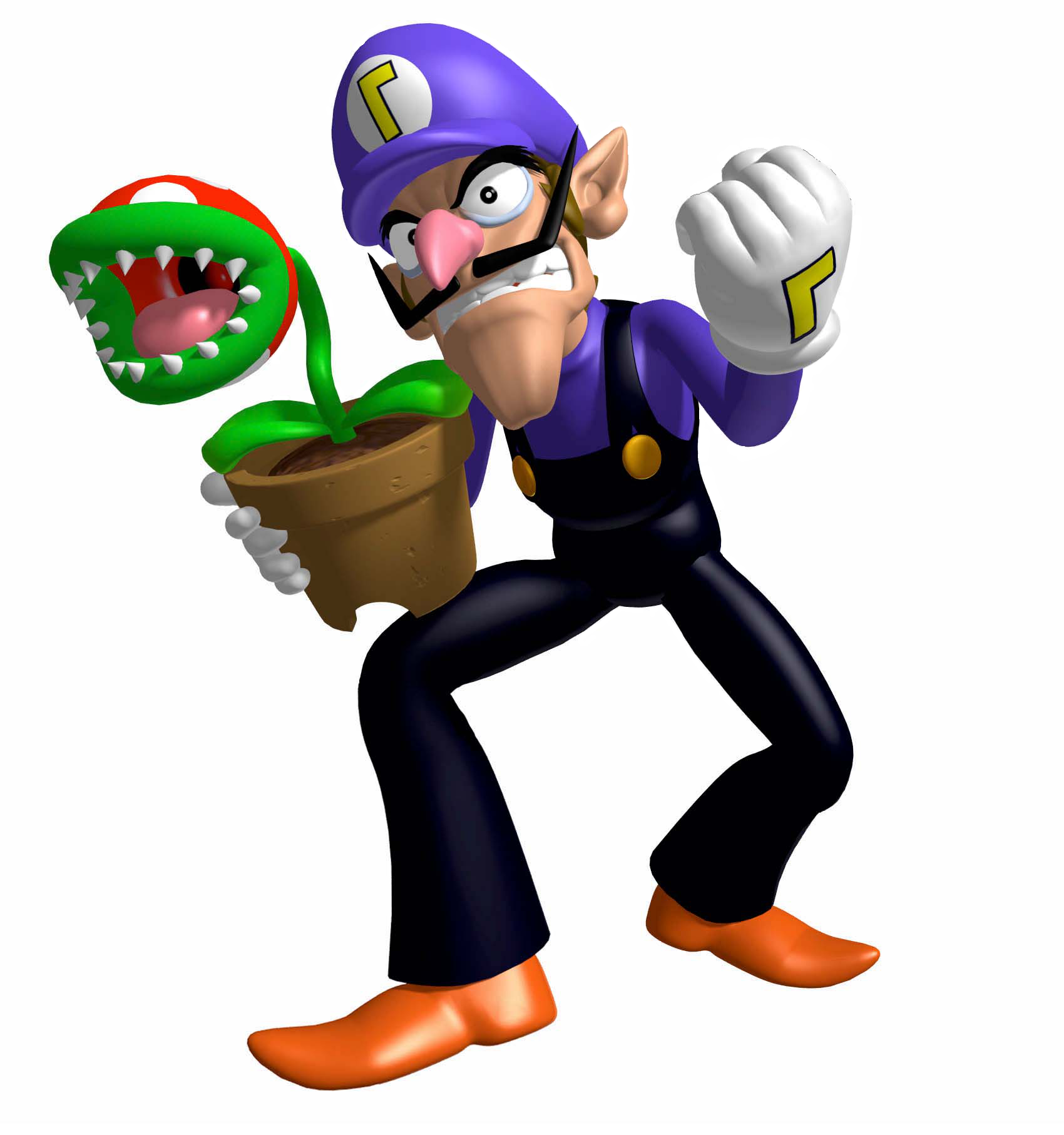 Waluigi/gallery | Nintendo | FANDOM powered by Wikia