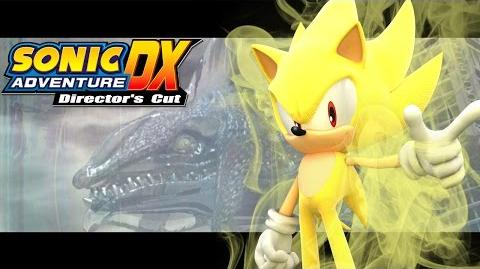 Sonic Adventure DX Super Sonic's Full Story (No Commentary)