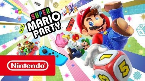 Super Mario Party - Tráiler de lanzamiento (Nintendo Switch)