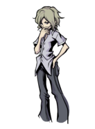 The World Ends with You Final Remix - Character Art - Joshua 12