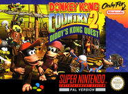 Donkey Kong Country 2 - Diddy's Kong Quest (EU)