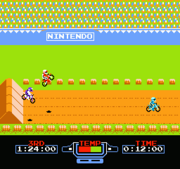 Excitebike (Gameplay)
