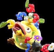 Hey! Pikmin - Character artwork 04