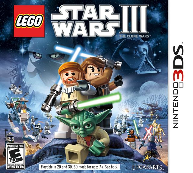 Lego Star Wars Iii The Clone Wars Nintendo Fandom