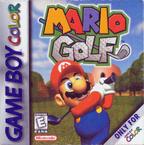 Mario Golf (Game Boy Color) (NA)