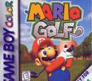 Mario Golf (Game Boy Color)