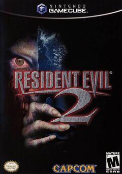 Resident Evil 2 GameCube (NA)