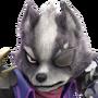 Wolf smash icon