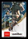 Amiibo - The Legend of Zelda - Link (Rider) - Box