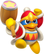 Artwork Rey Dedede (KTD)