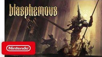 Blasphemous - Announcement Trailer - Nintendo Switch (08 23 19)