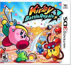 Kirby Battle Royale (NA)