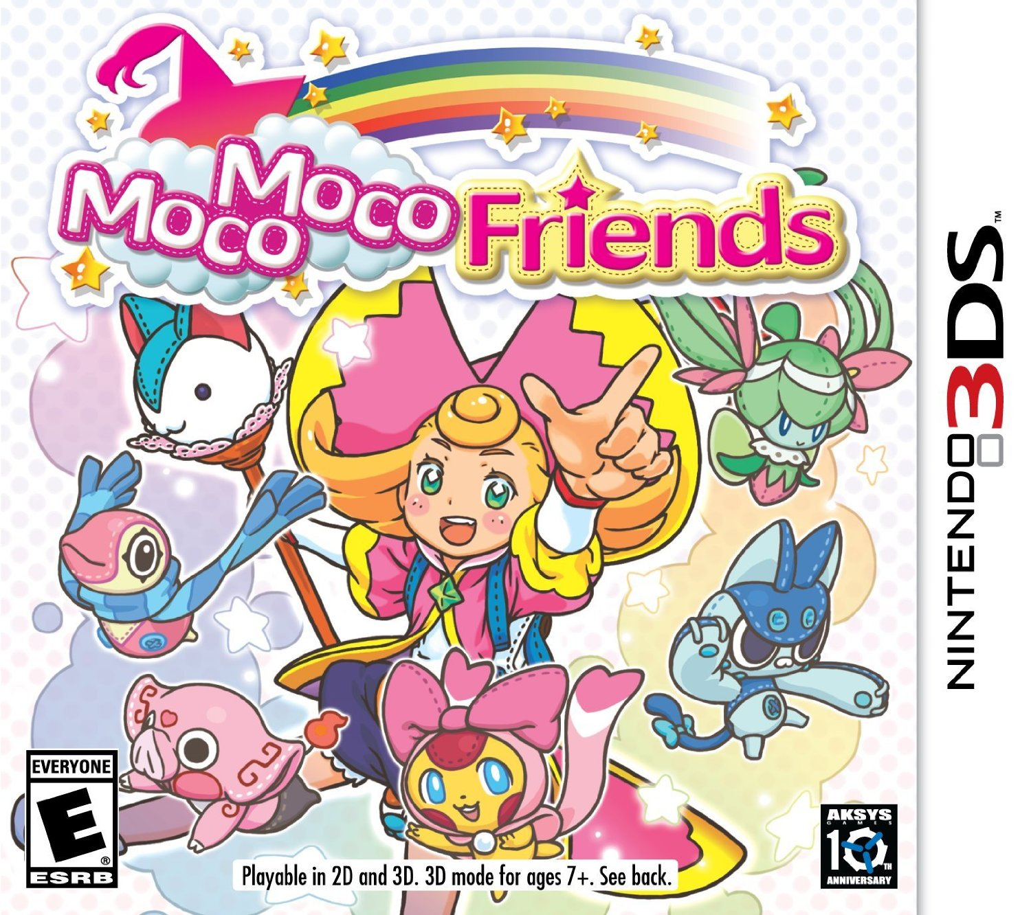 Moco Moco Friends | Nintendo | FANDOM powered by Wikia