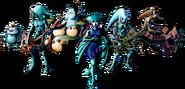The Legend of Zelda Majora's Mask 3D - Character artwork 44