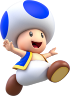 Toad 3D World