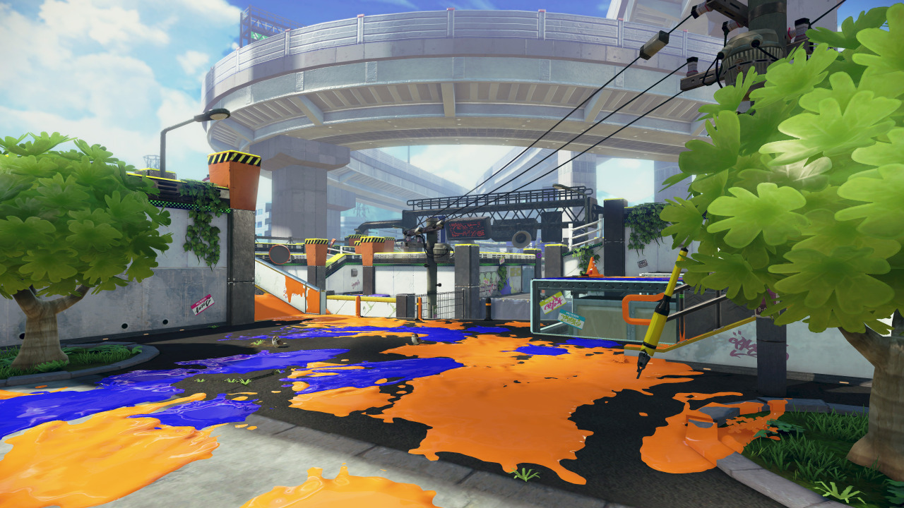 image urchin underpass jpg nintendo fandom powered by wikia